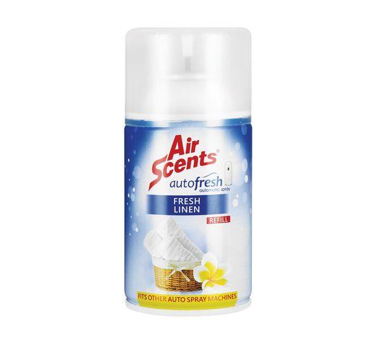 AIR SCENTS A/FRESH SPRAY 250ML,FRSH/LINE