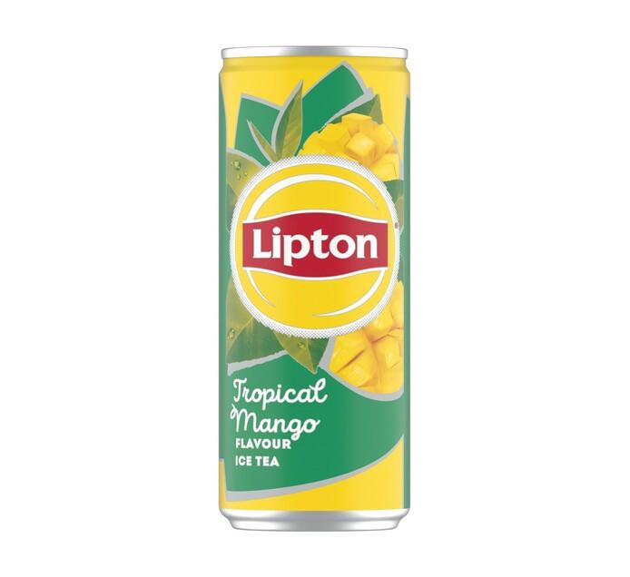 Lipton Iced Tea Tropical Mango (24 X 330ml)