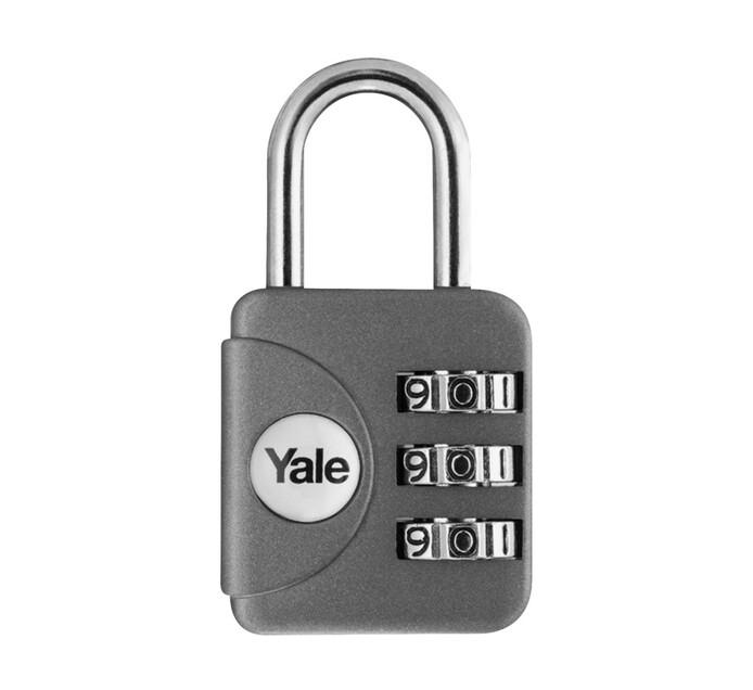Yale Combination Travel Padlock