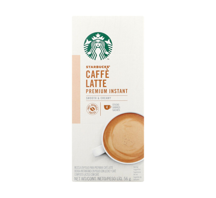 Starbucks Coffee Mixes Latte (1 x 56g)