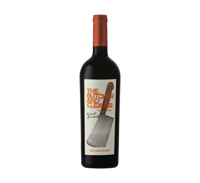 Old Road Wine Co. Butcher & Cleaver (1 x 750ml)