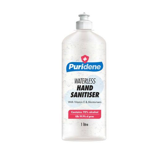 Puridene Hand Sanitiser Waterless (1 x 1l)
