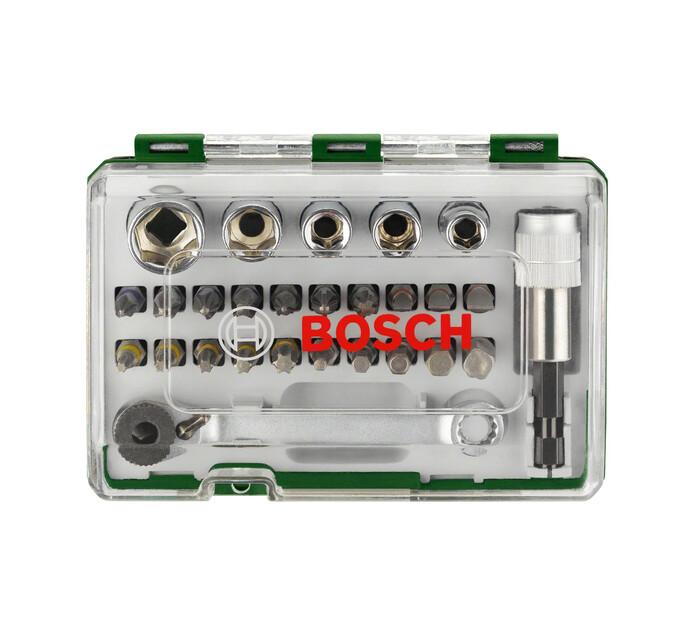 Bosch 27-Piece Screwdriver Bit Set