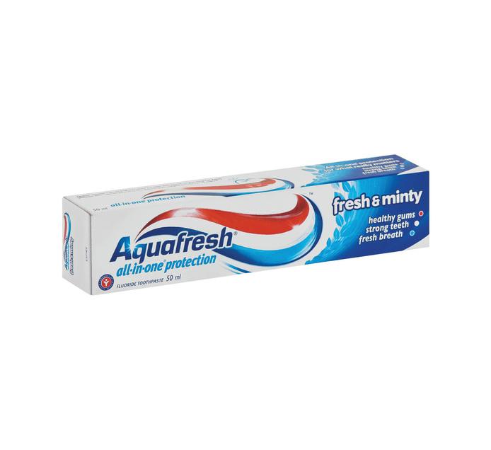 Aquafresh Toothpaste Blue (12 x 50ML)