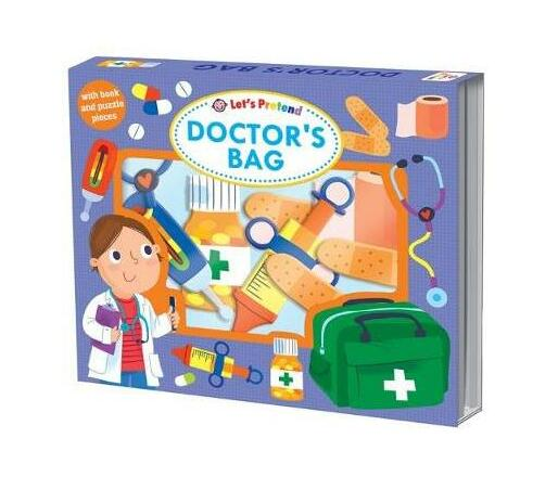 Let's Pretend Doctors Bag