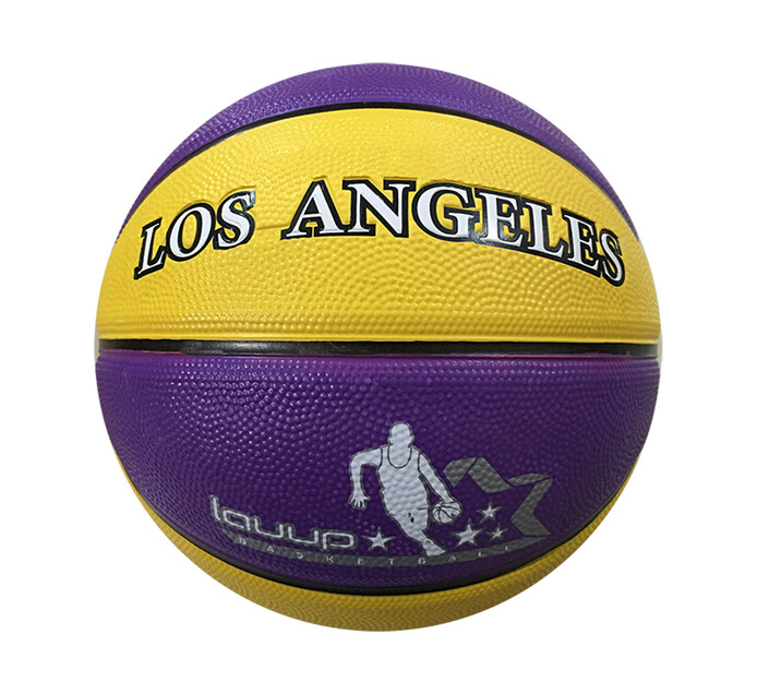 Shoot Size 7 Los Angeles Basketball Ball