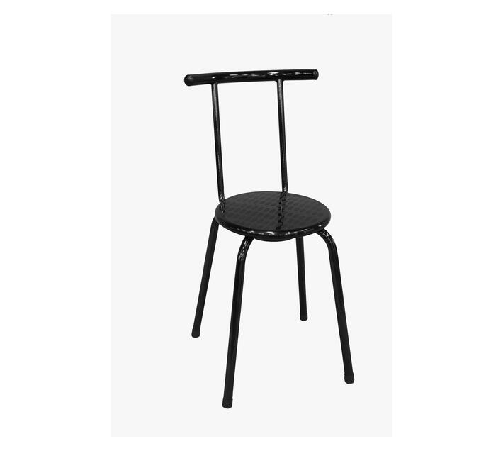 TCP09Dinning chair with plastic seat