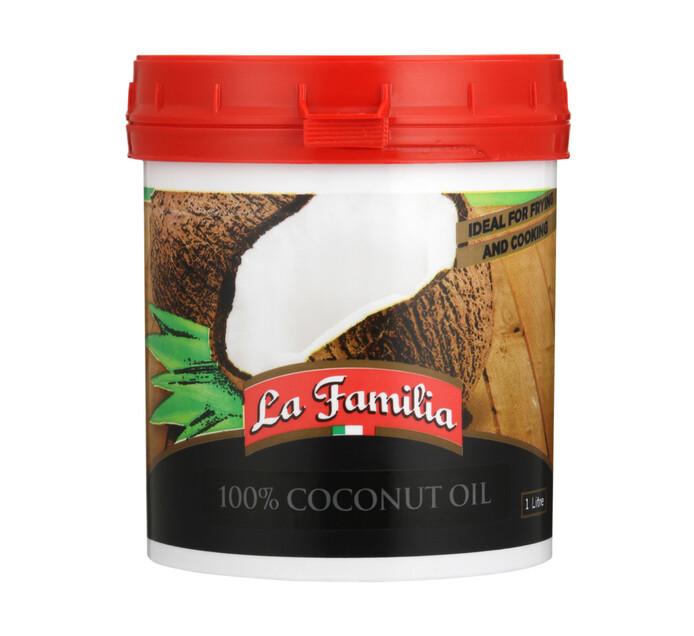 La Familia Coconut Oil (1 x 1l)