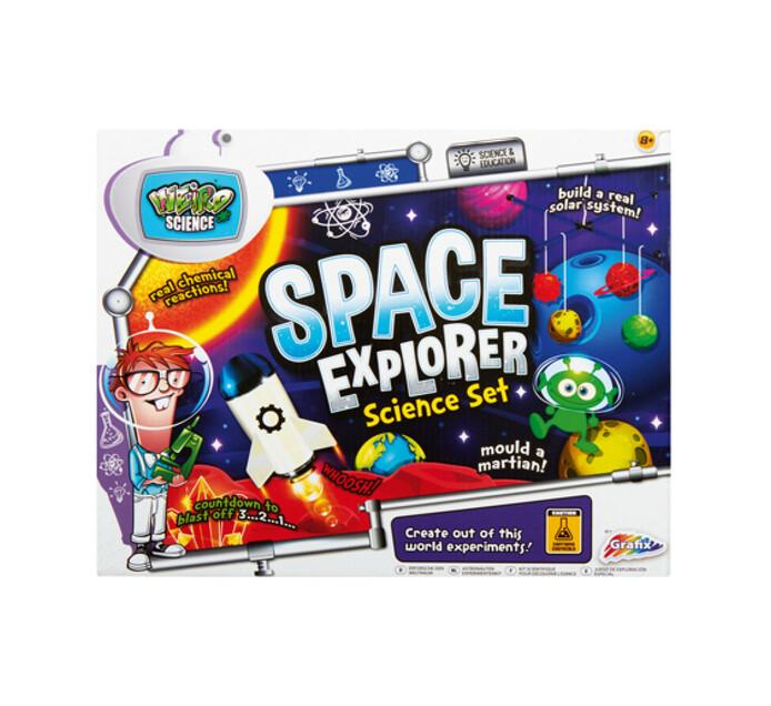 Science Space Explorer Science Set