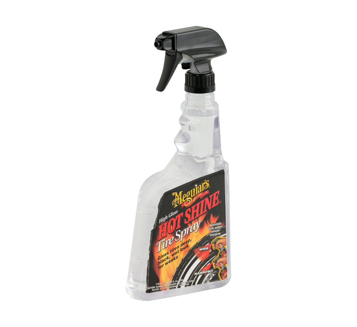MEGUIARS 710ml Hot Shine Tyre Spray Trigger