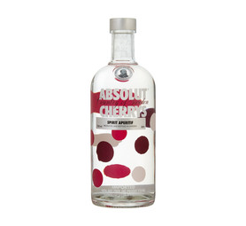 ABSOLUT Cherry Imported Vodka (1 x 750 ml)