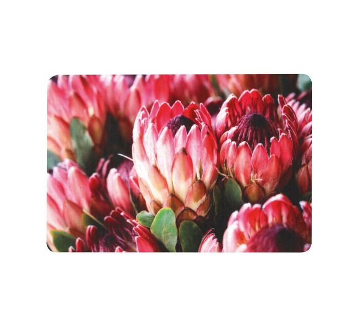 Waltex 29 x 43 cm Placemat protea garden