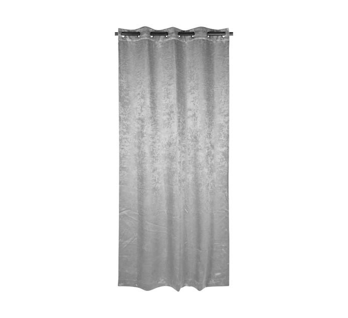 Republic Umbrella 135 cm x 250 cm Madison Blockout Eyelet Curtain Grey