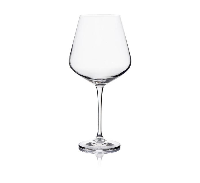 800 ml Via La Moda Red Wine Glasses