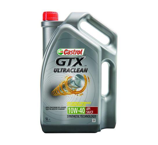 Castrol 5 l GTX Ultraclean 10W-40