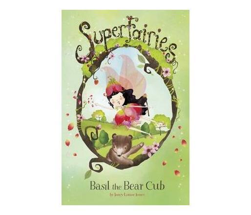 Basil the Bear Cub