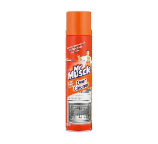 Mr Muscle Oven Cleaner High Speed (1 x 300ml)