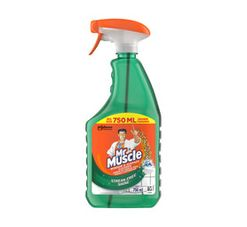 Mr Muscle Glass And Surface Cleaner Mountain Fresh (1 x 750ml)