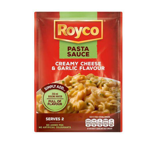 Royco Regular Pasta Sauce Cream Cheese And Garlic (1 x 45g)