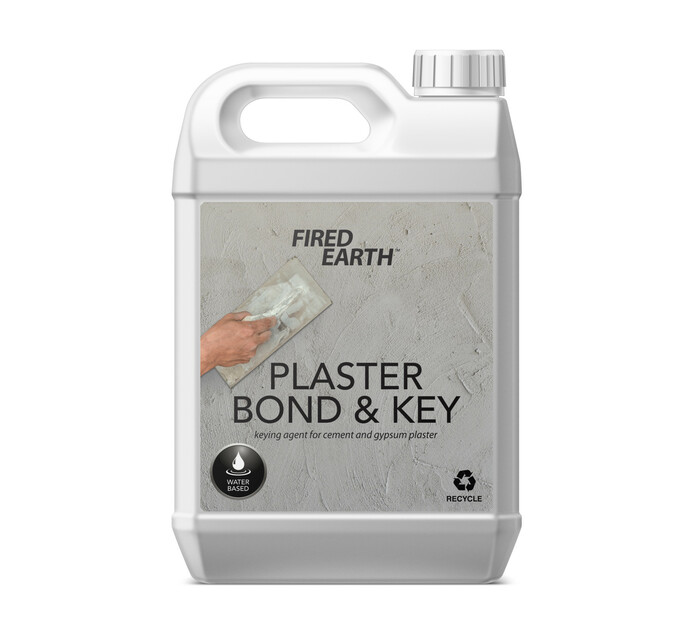Fired Earth 5 l Water-Based Plaster Bond and Key