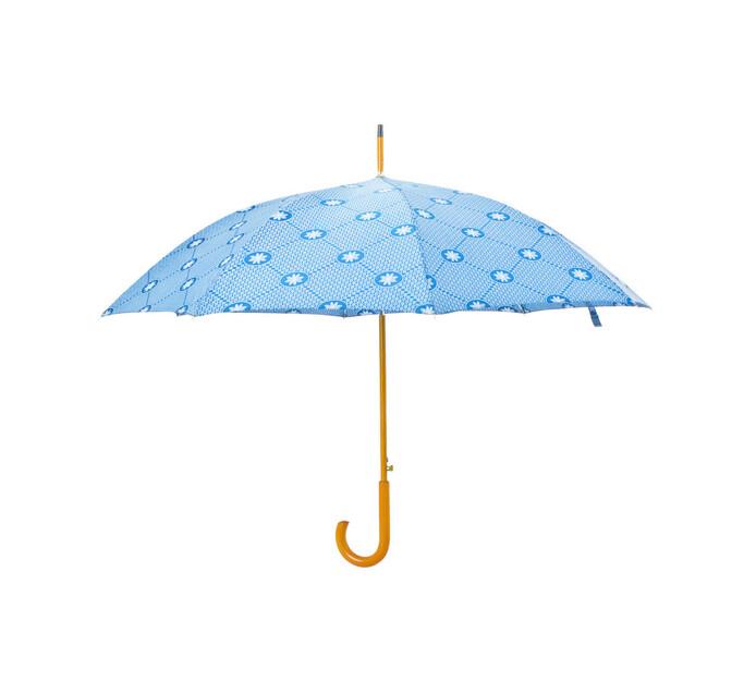Republic Umbrella 121 cm Shweshwe Auto Open Umbrella