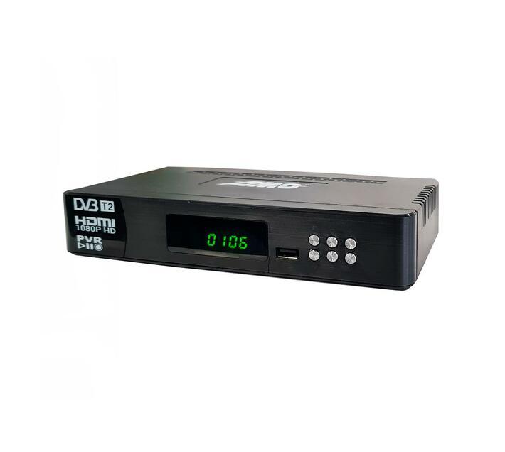 AMO Digital TV Decoder DVB-T2 Receiver