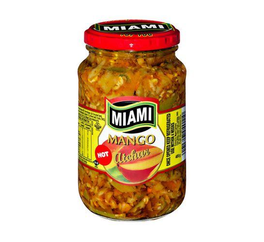 Miami Mango Achar Hot (400g)