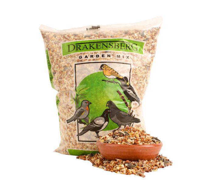 Drakensberg Garden Mix Seed (1 x 10kg)