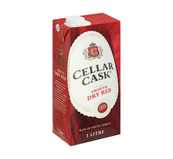 Cellar Cask Tetra Smooth Dry Red (12 x 1L)