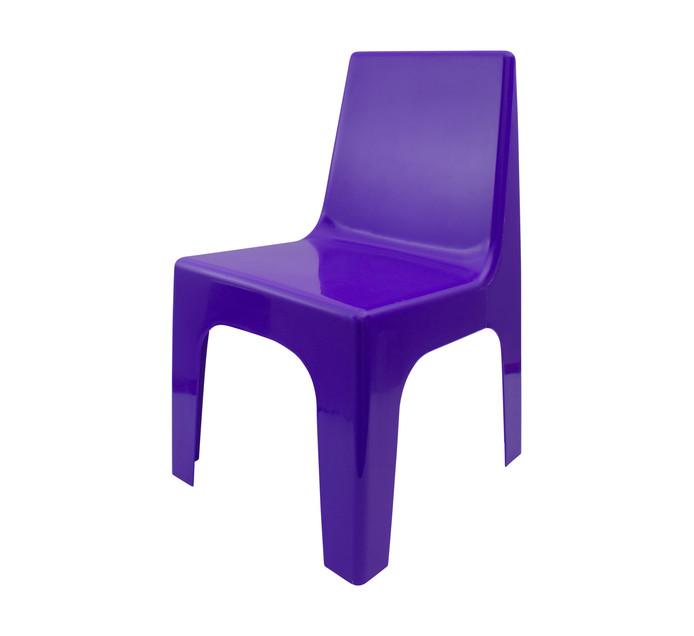 Jolly Childrens Chair Purple