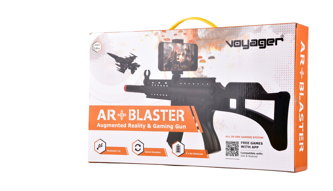 Voyager Augmented Reality Gaming Rifle