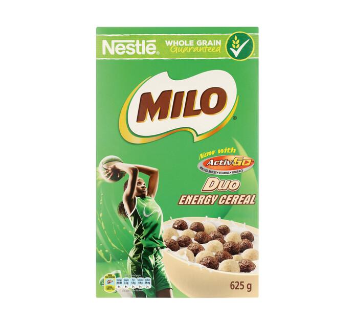 Nestle Milo Duo Wholegrain (1 x 625g)