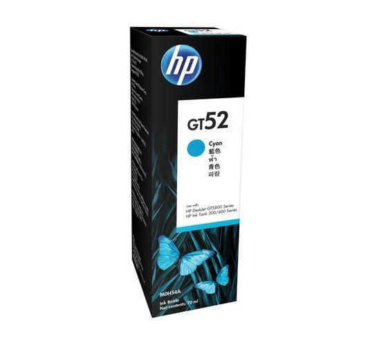 HP GT52 Cyan Original Bottle