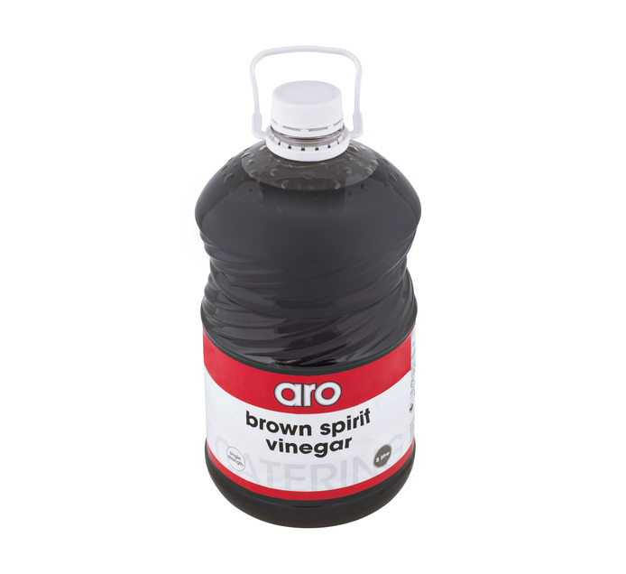 ARO 5% Spirit Vinegar Brown (1 x 5L)