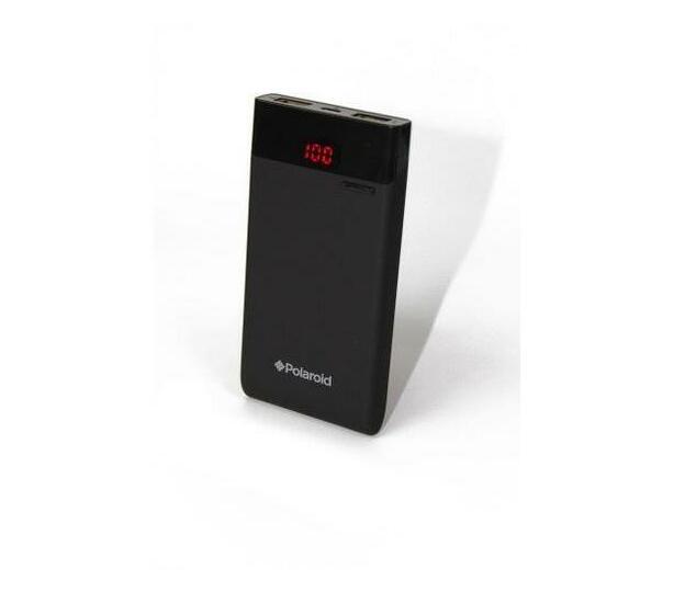 Polaroid 6000MAH POWERBANK BLACK