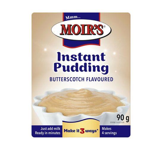 Moir's Instant Puddings Butterscotch (1 x 90g)