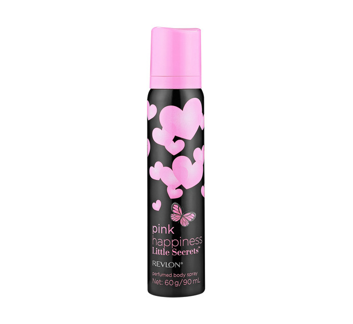 Revlon Body Spray Little Secrets (1 x 90ml)
