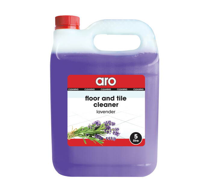 ARO Tile And Floor Cleaner Lavender (1 x 5l)
