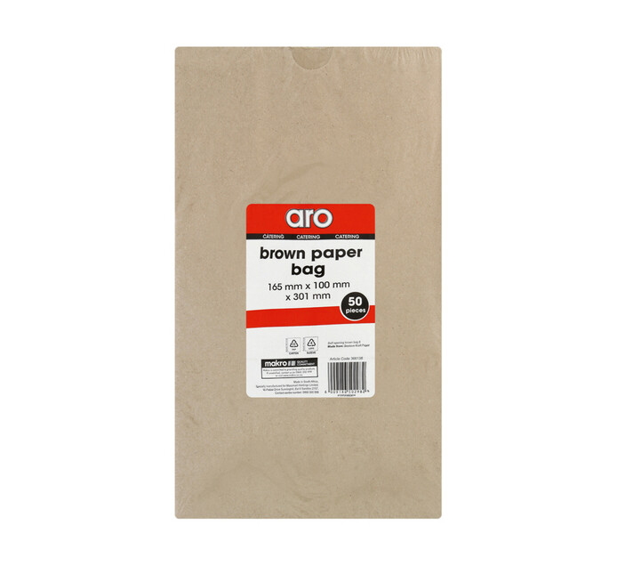 ARO SO Brown Bags  S08 (1 x 50's)