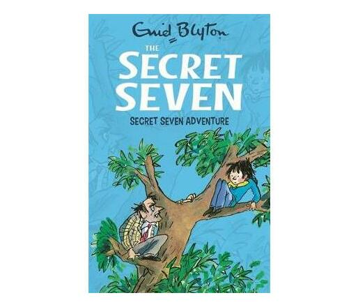 Secret Seven: Secret Seven Adventure : Book 2