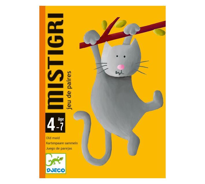 Djeco Card Game: Matching Pairs- Mistigri