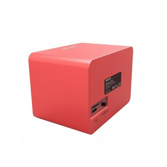 Astrum Wireless Speaker 3W - Red