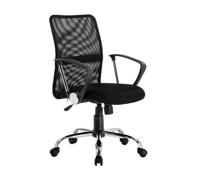 Essential Nordic Mid-Back Chair