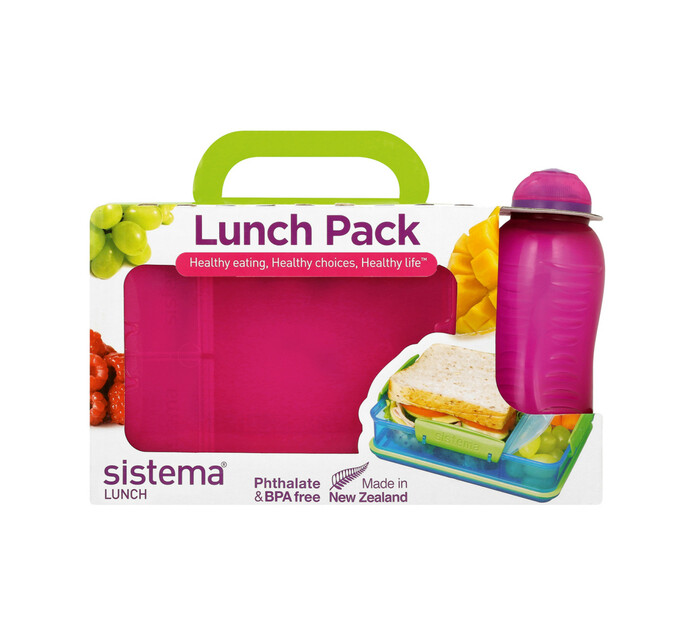 Sistema Twist n Sip Lunch 2 Pack
