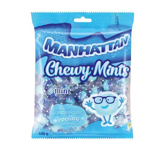 Manhattan Chewy Soft Mints Mint (1 x 400g)