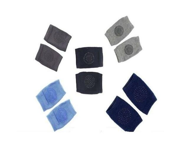 Totland NSet of 5 Baby Boy Knee Pads