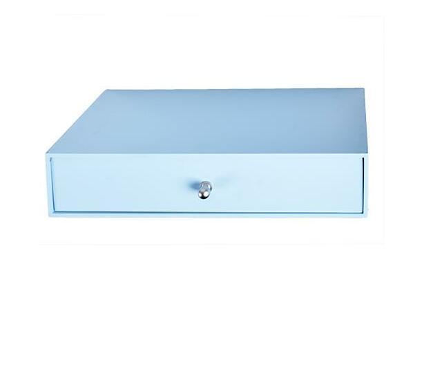 Single drawer-sky blue