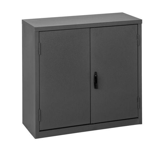 Toolroom 3-Tier Heavy-Duty Storage Cupboard