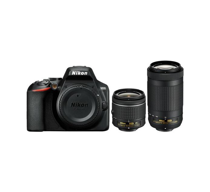 Nikon D3500 Twin Lens Bundle