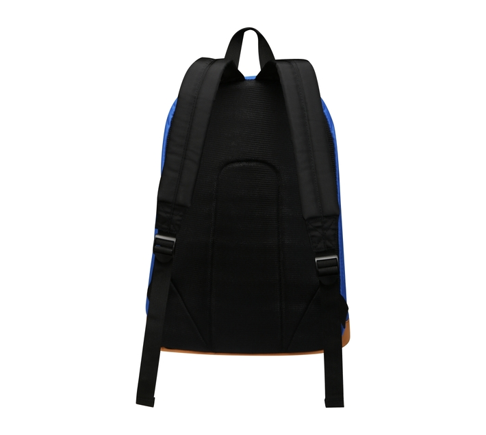 """Volkano Scholar Series 15.6"""" (39.6 cm) Backpack in Blue With Laptop Compartment and Adjustable Shoulder Straps"""